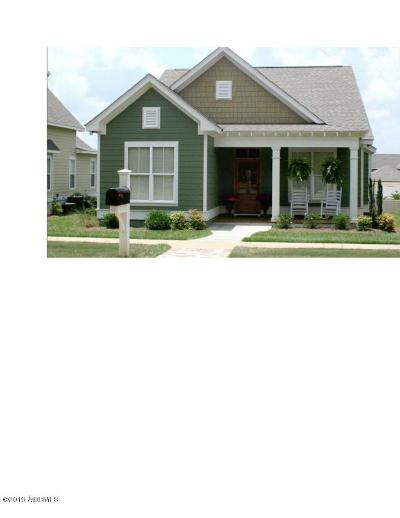 Beaufort Single Family Home For Sale: 907 Emmons Street
