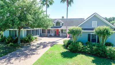 Beaufort County Single Family Home For Sale: 1209 Big Dataw Point