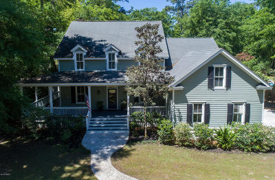 Beaufort County Single Family Home For Sale: 19 Walling Grove Road
