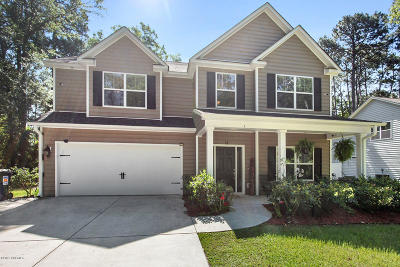Beaufort Single Family Home For Sale: 1 St James Circle