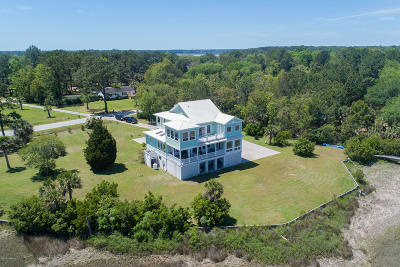 Lady's Island Single Family Home For Sale: 31 Coosaw River Drive