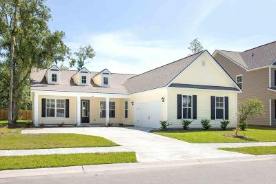 Beaufort, Beaufort Sc, Beaufot Single Family Home For Sale: 4245 Sage Drive