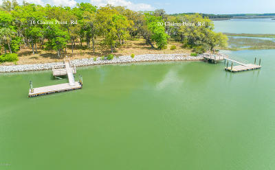 16 Claires Point, Beaufort, SC, 29907, Ladys Island Home For Sale