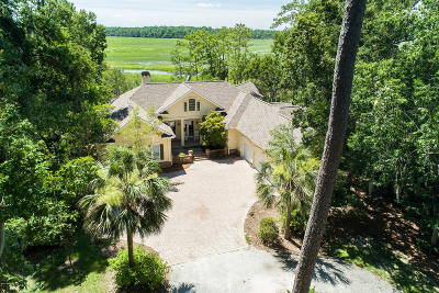 35 Sugar Mill, Okatie, SC, 29909, Callawassie Island Home For Sale