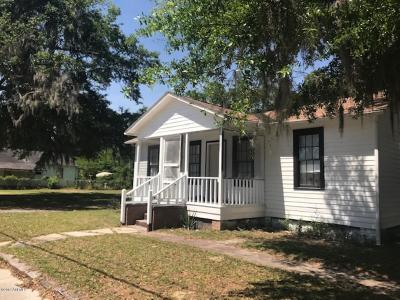 Ridgeland Single Family Home For Sale: 977 N Green Street