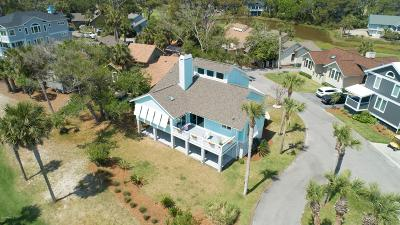 Fripp Island Single Family Home For Sale: 22 Fairway Club Drive