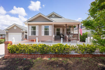 Beaufort SC Single Family Home Sold: $239,000