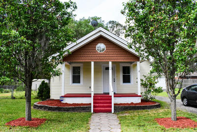 Hardeeville Single Family Home For Sale: 104 Boyd Street