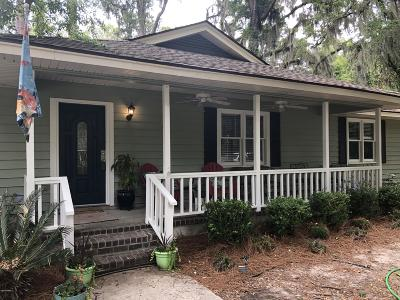 Beaufort County Single Family Home For Sale: 1110 Hookstra Lane