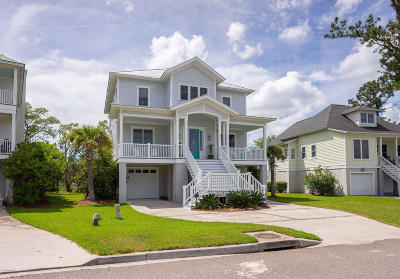 Beaufort Single Family Home For Sale: 114 Patrick Drive