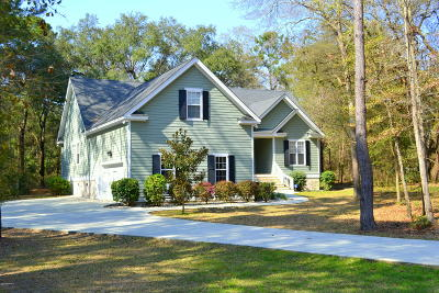 Beaufort Single Family Home For Sale: 9 Old Barn Road