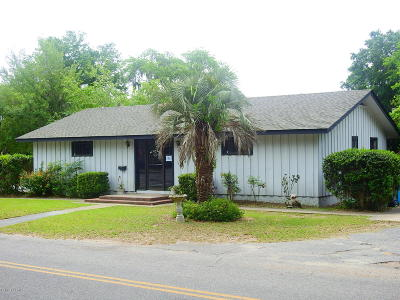 Beaufort, Beaufort Sc, Beaufot Single Family Home For Sale: 1600 Washington Street