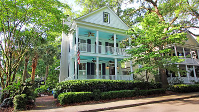 Beaufort County Single Family Home For Sale: 38 Grace Park