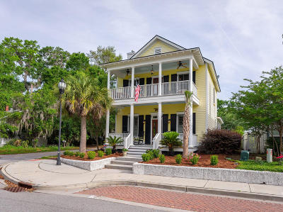 Beaufort County Single Family Home For Sale: 1611 Prince Street