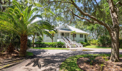 Cat Island Single Family Home Under Contract - Take Backup: 130 Dolphin Point Drive