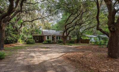 Beaufort SC Single Family Home Sold: $322,000