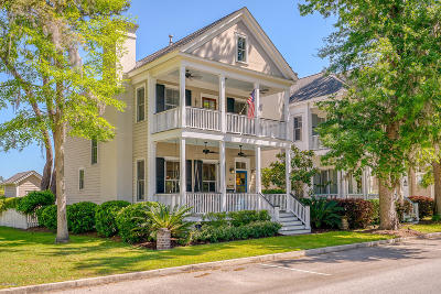 Beaufort Single Family Home For Sale: 40 Harford