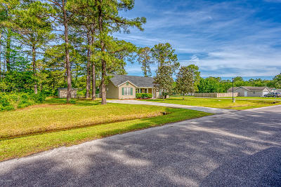 Beaufort Single Family Home For Sale: 15 Blacksmith Circle
