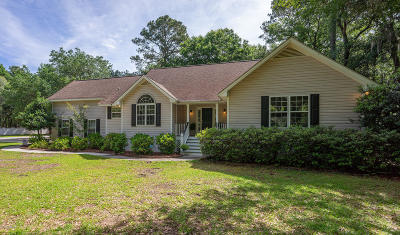 Beaufort County Single Family Home For Sale: 38 Walling Grove Road