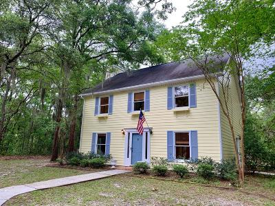 Beaufort Single Family Home Under Contract - Take Backup: 10 Harvest Lane