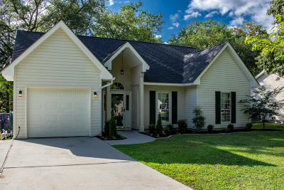Beaufort Single Family Home Under Contract - Take Backup: 60 Le Moyne Drive
