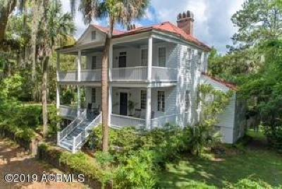 Beaufort Single Family Home For Sale: 313 Hancock Street