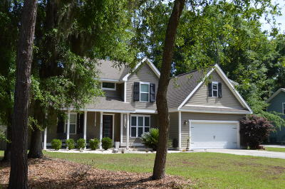 Beaufort Single Family Home For Sale: 42 Osprey Road