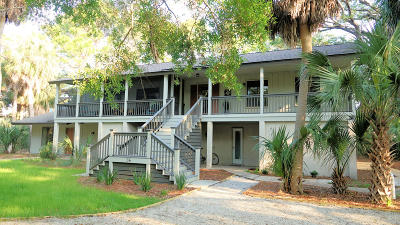 Beaufort County Single Family Home For Sale: 602 Dolphin Road