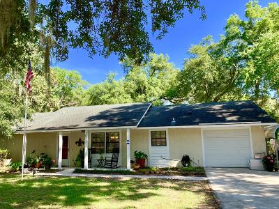 Beaufort Single Family Home Under Contract - Take Backup: 3012 Cedarbrook Street