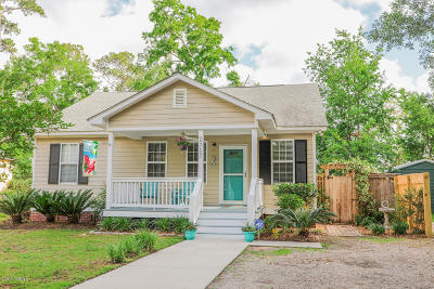Beaufort Single Family Home Under Contract - Take Backup: 2717 Oaklawn Street