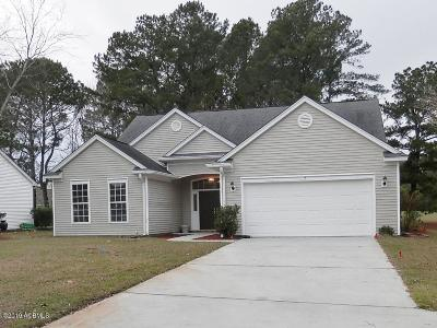 Okatie Single Family Home For Sale: 7 Abingdon Lane