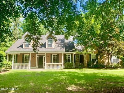 Beaufort County Single Family Home For Sale: 4 Winthrope Street