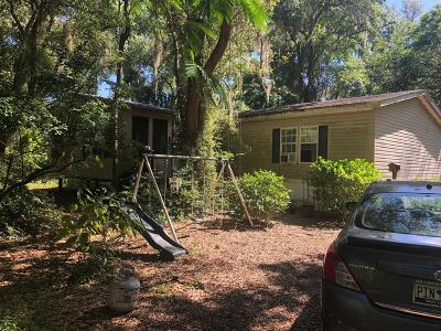 Beaufort County Mobile Home For Sale: 19 Deep Hole Road