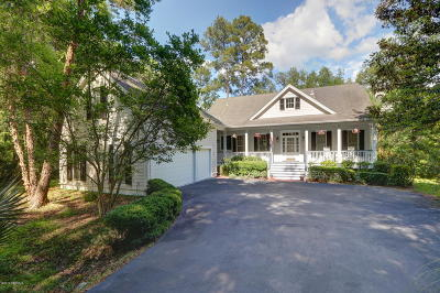 Beaufort County Single Family Home For Sale: 91 Bull Point Drive