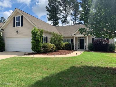 Bluffton Single Family Home For Sale: 116 Weston Court