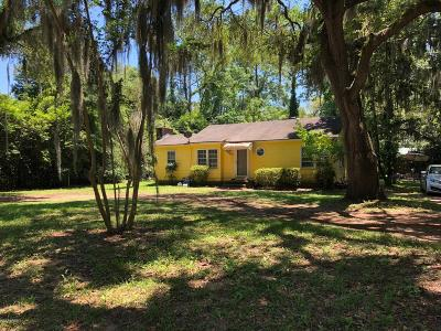 Baufort, Beaufort, Beaufot, Beufort Single Family Home For Sale: 2408 Oak Haven Street