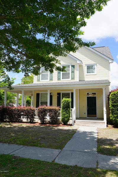 Bluffton Single Family Home For Sale: 46 4th Avenue