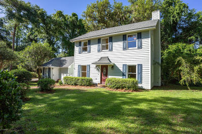 Beaufort County Single Family Home For Sale: 2511 Glendale Lane
