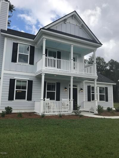 Beaufort Single Family Home For Sale: 7 Tern Road S