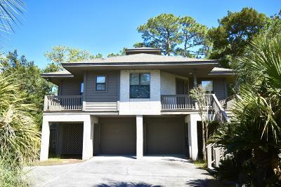 Fripp Island SC Single Family Home For Sale: $379,000