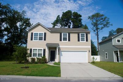 Beaufort Single Family Home For Sale: 20 Brasstown Way