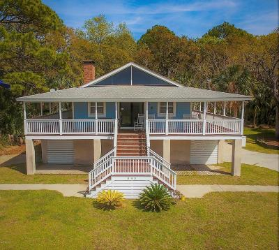 Beaufort County Single Family Home For Sale: 843 Bonito Drive