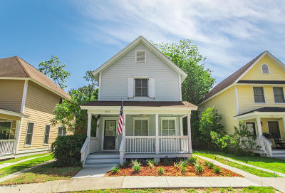 Beaufort, Beaufort Sc, Beaufot Single Family Home For Sale: 1313 Broad Street