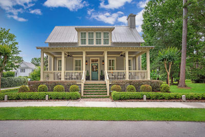 Beaufort Single Family Home For Sale: 5 S Loudon