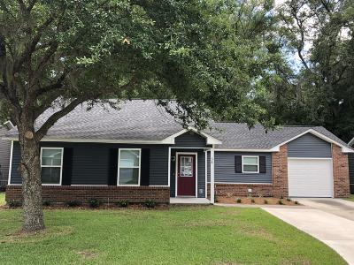 Beaufort Single Family Home For Sale: 38 Brindlewood Drive