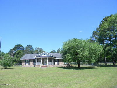 Hampton Single Family Home Under Contract - Take Backup: 2595 Bamberg Highway
