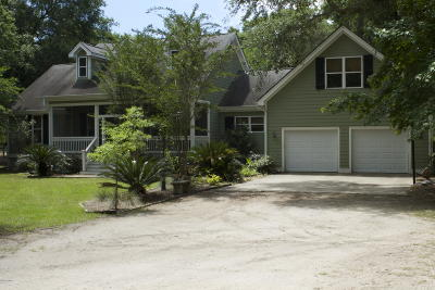 Beaufort County Single Family Home For Sale: 56 Osmunda Drive