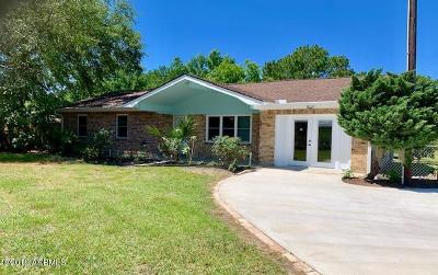 Beaufort County Single Family Home Under Contract - Take Backup: 403 Sams Point Road