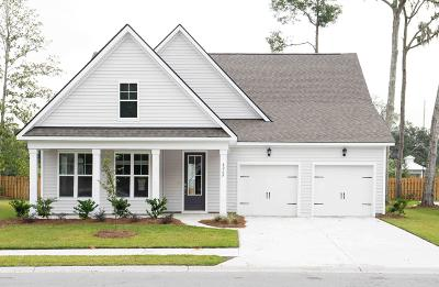 Beaufort Single Family Home For Sale: 4265 Sage Drive