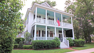 Beaufort County Single Family Home For Sale: 8 S Eastover
